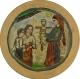 Καστάμπολη: Το έθιμο των καλάντων του Λαζάρου. (Η μητέρα φτιάχνει ένα ομοίωμα ανθρώπου με σταυρωτό ξύλο και πανιά, το δίνει στα παιδιά της μαζί με ένα καλάθι όπου θα μαζεύουν τα αυγά και ξεκινούν για τα κάλαντα).